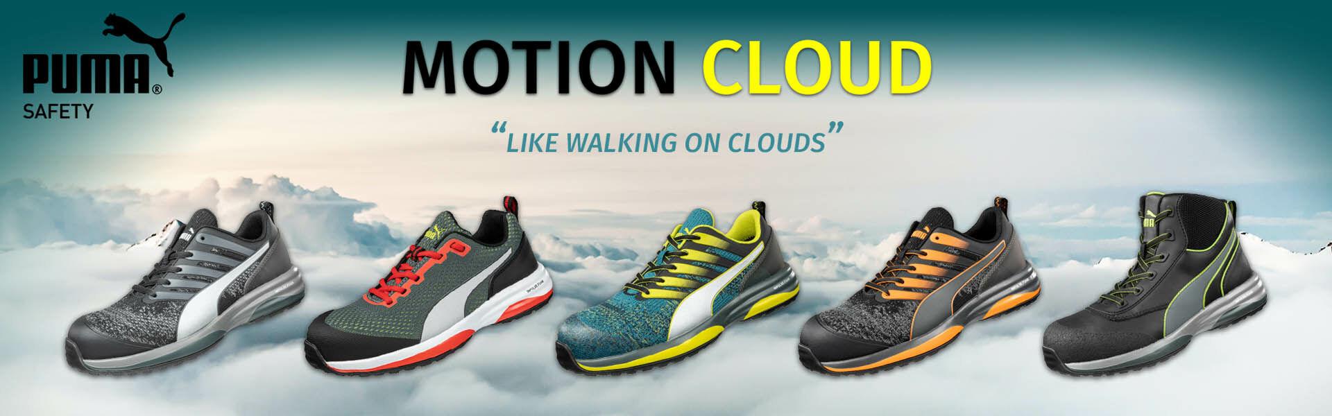 Puma Motion Cloud