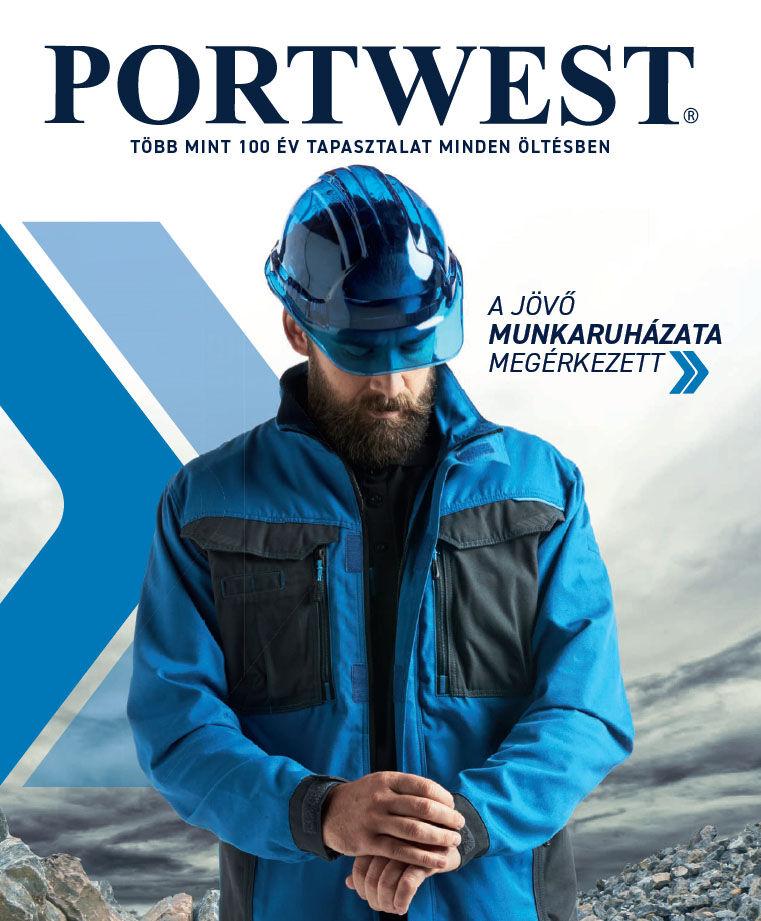 PORTWEST munkavédelmi katalógus 2019-2020