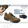 Kép 2/3 - Lavoro Team Brown S3 SRA munkavédelmi cipő