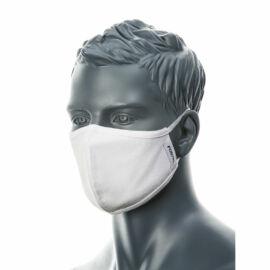 Portwest CV22 2 rétegű anti-mikrobiális arcmaszk, fehér