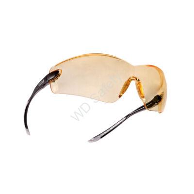 Bollé Cobra védőszemüveg sárga színű lencsével
