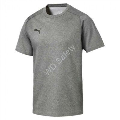 Puma Liga Casuals póló - szürke