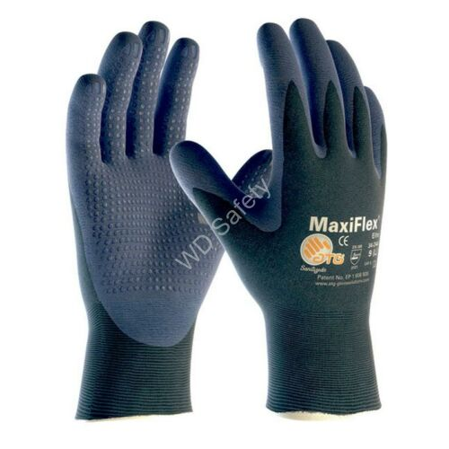 ATG MaxiFlex Elite pontozott védőkesztyű - 34-244