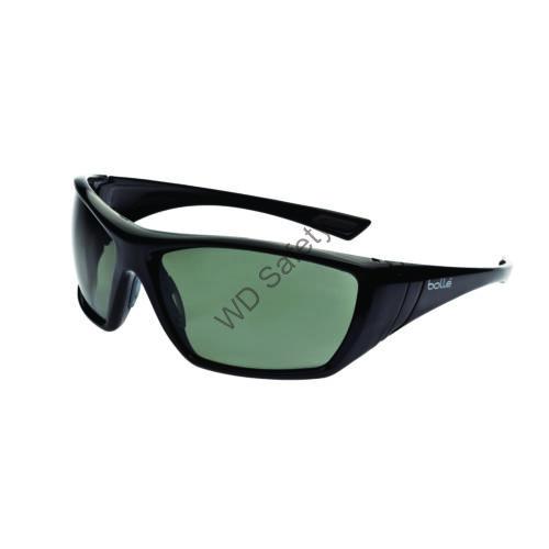 Bollé Hustler napszemüveg füstszínű lencsével
