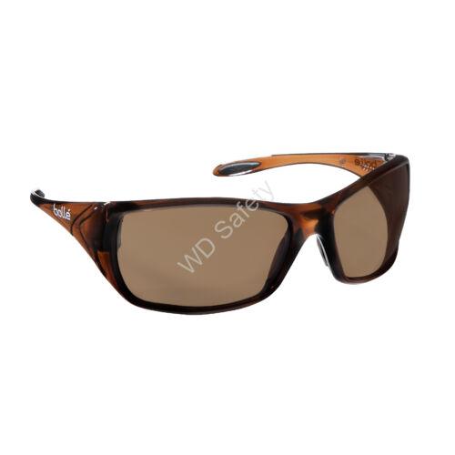 Bollé Voodoo védőszemüveg barna lencsével
