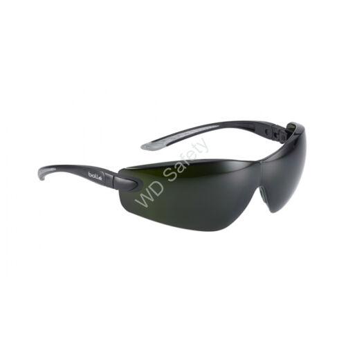 Bollé Cobra lánghegesztő védőszemüveg füstszínű lencsével