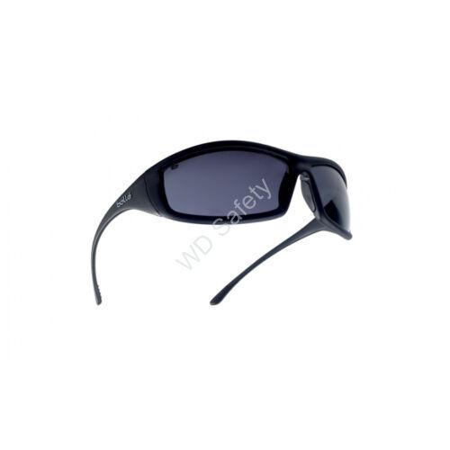 Bollé Solis védőszemüveg füstszínű lencsével