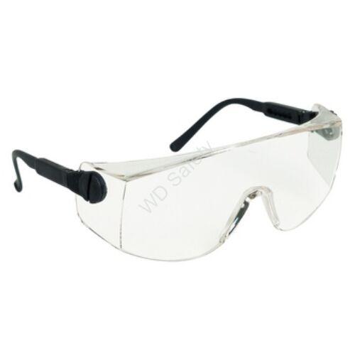 Coverguard Vrilux védőszemüveg víztiszta lencsével