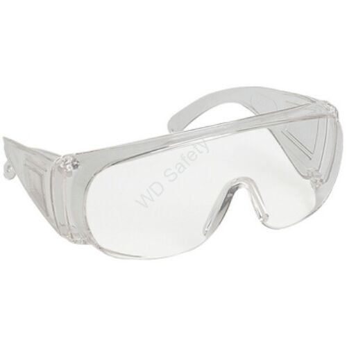 Coverguard Visilux védőszemüveg víztiszta lencsével
