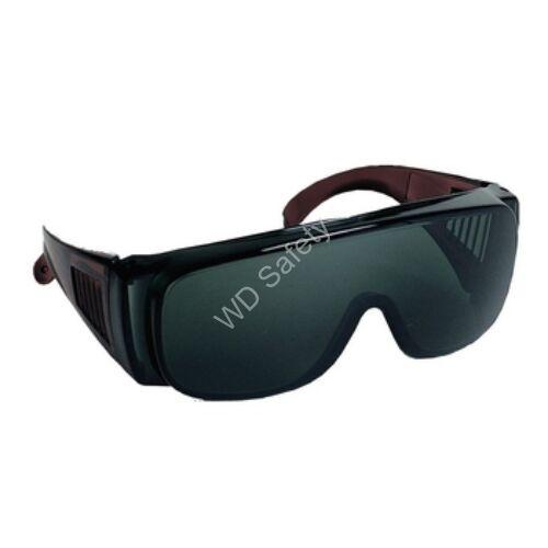Coverguard Visilux 5 hegesztőszemüveg sötét lencsével