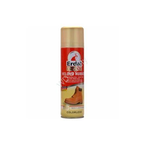 Erdal Velúr-Nubuk Spray színtelen 250ml