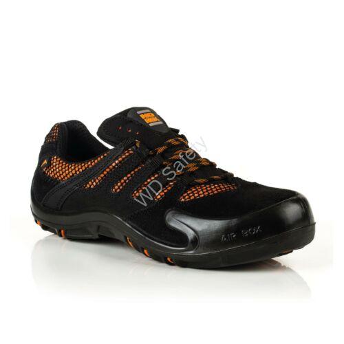 No Risk Spider S1P SRC munkavédelmi cipő