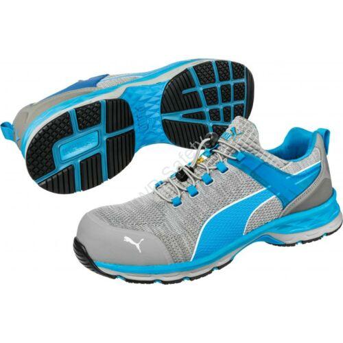 Puma XCite Grey Low S1P ESD HRO SRC munkavédelmi cipő