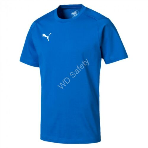 Puma Liga Casuals póló - royal kék