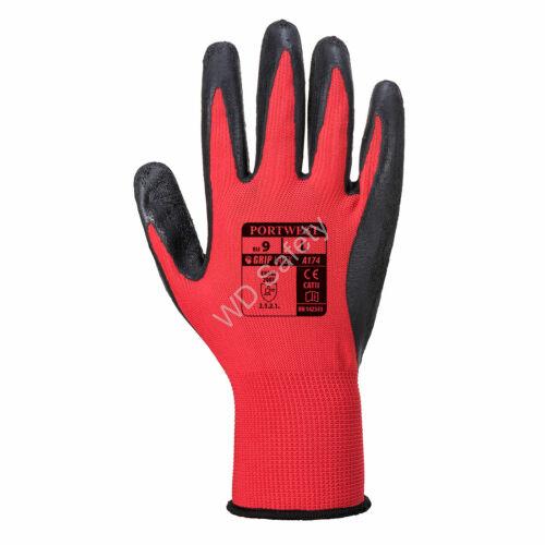 Portwest A174 Flex Grip latex kesztyű