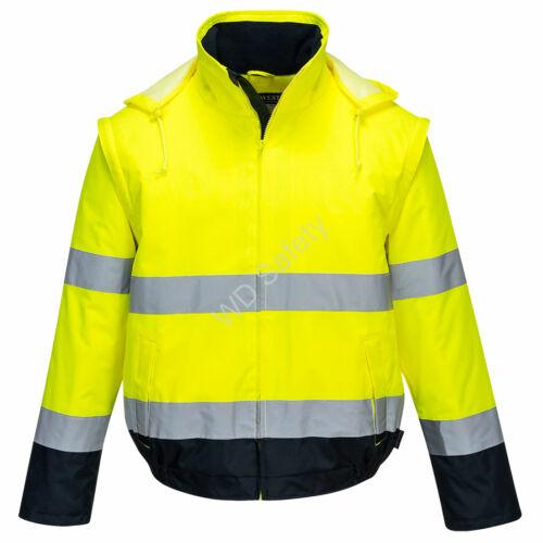 Portwest C464 Essential 2 az 1-ben kabát