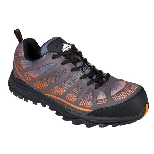 Portwest FT36 Compositelite Low Cut Spey S1P Trainer munkavédelmi cipő