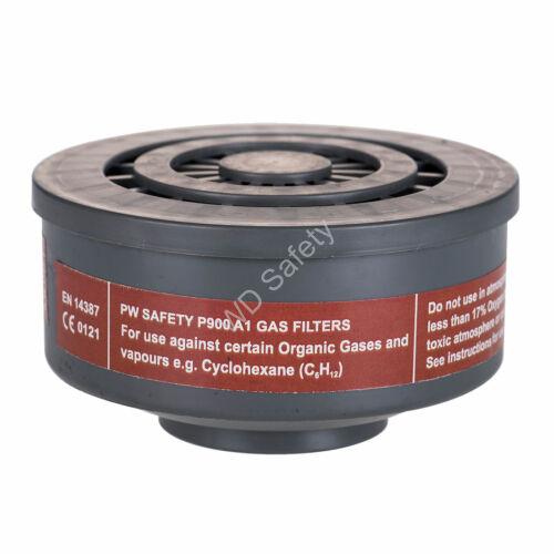 Portwest P900 A1 szűrőbetét gázszűrő (6 db)