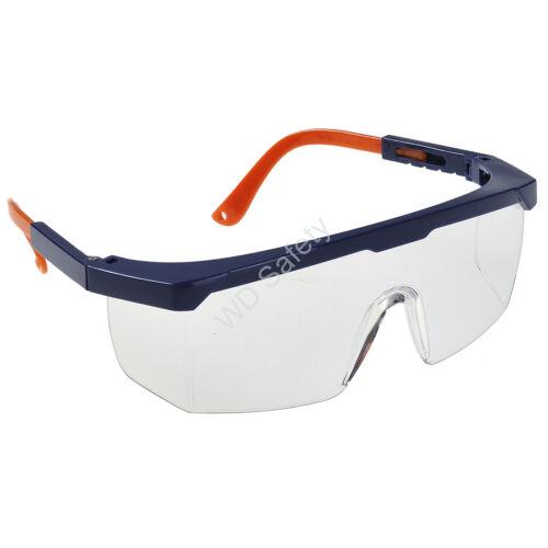 Portwest PS33 Safety Eye Screen Plus védőszemüveg