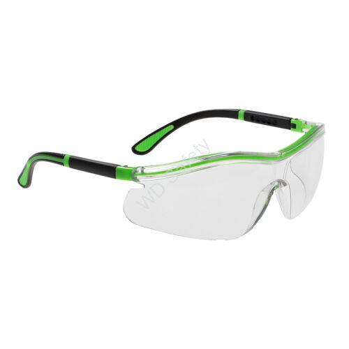 Portwest PS34 Neon védőszemüveg