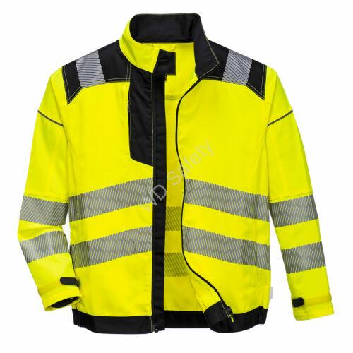 Portwest T500 Vision jól láthatósági kabát